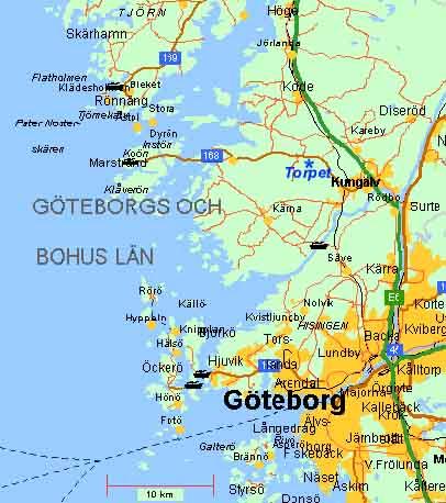 gøteborg kart Summerhouse for rent gøteborg kart
